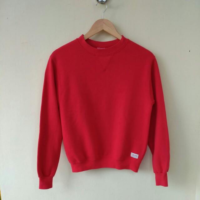Something sweater red ORI