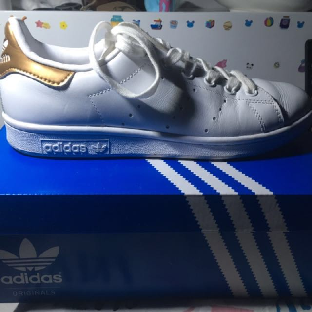 Stan Smiths Gold