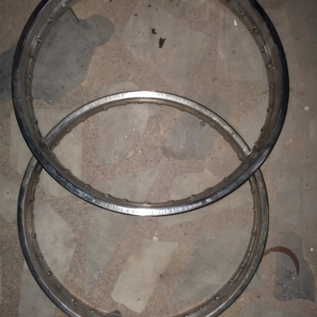 Stock Rim for Raider J 110