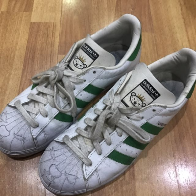 Superstar Nigo Bearfoot Adidas Stan Smith