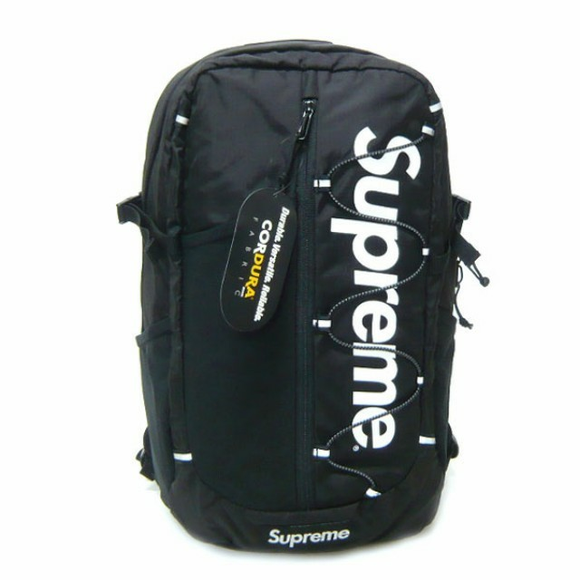 Supreme Backpack 17ss Men S Fashion On Carousell