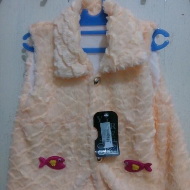 Sweater untuk anak perempuan