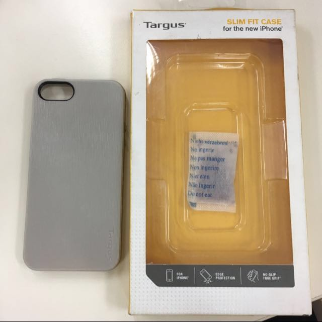Targus Slim Fit Hard Case For Iphone 5/5S/SE