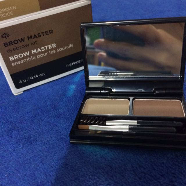 The Face Shop Brow Master Kit