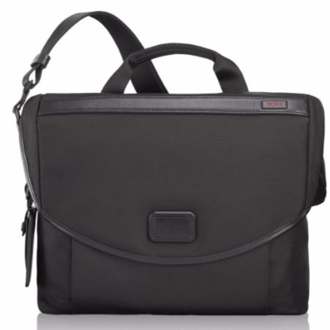 13b9bf9d3a Tumi Alpha Slim Messenger Shoulder Bag