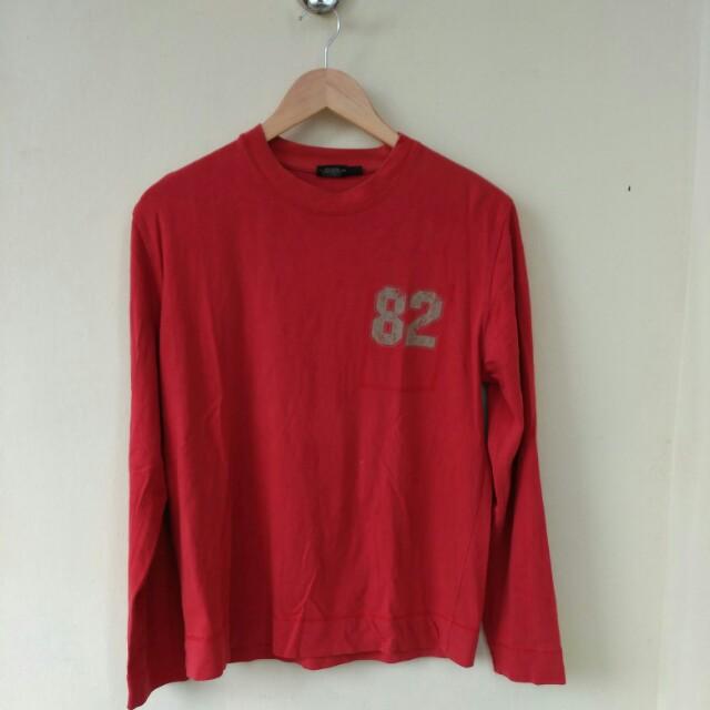 Urbanoore t-shirt red