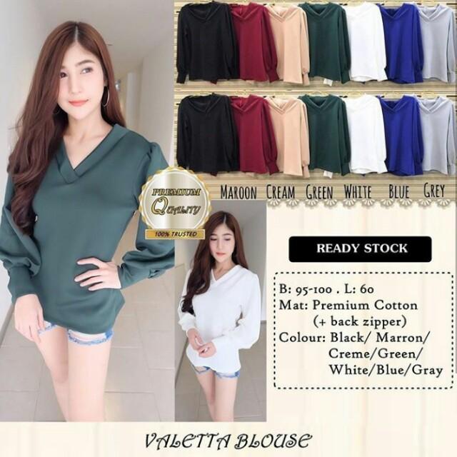 Valetta blouse