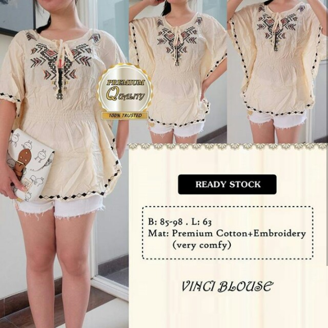 Vinci blouse