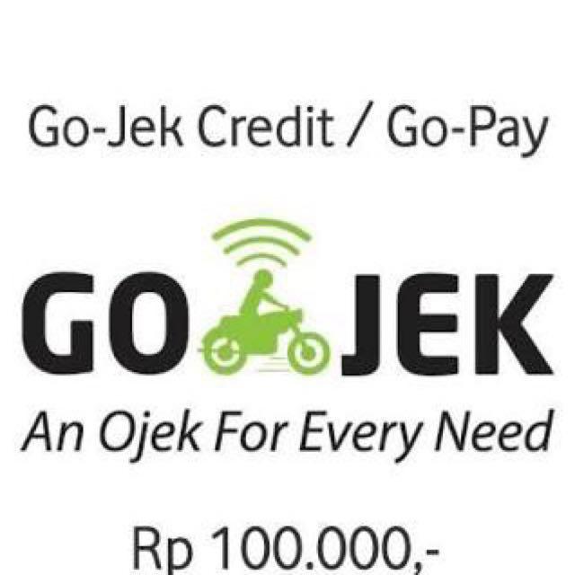 Voucher Kode Go-Pay