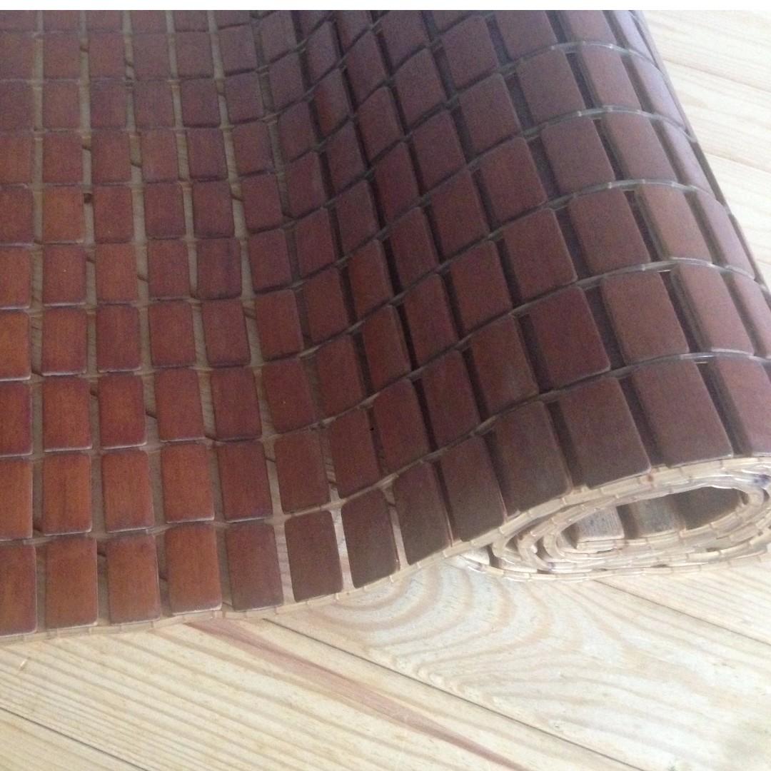 Wooden Flooring Balcony Mats Non Slip Mat Furniture Others On