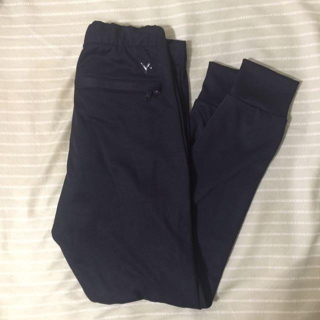 Y-3縮口褲