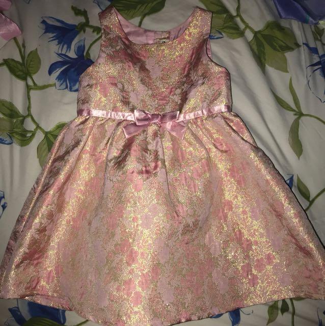 Zara party dress size 2/3