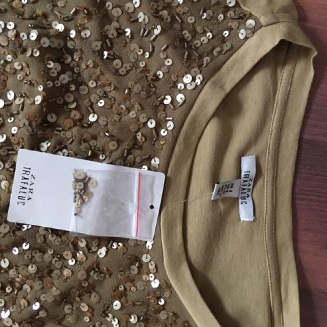 Zara top size s-m