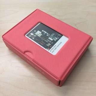 全新包郵 Mini POLA 相簿 73 張相 Photo Album For Fujifilm 富士 Instax Mini Film Instant 即影即有 信用卡 Size 卡片簿