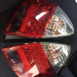 Tail Lamp Fit/Jazz GD
