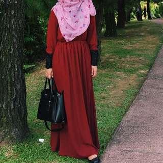 Poplook Dress Size L
