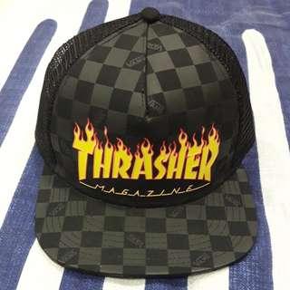 Vans X Thrasher trucker cap