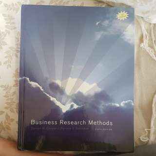 Business research methods textbook ninth edition