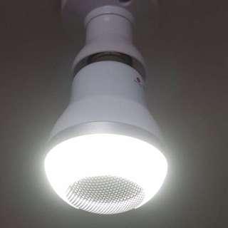 智能白光搖控藍芽燈泡