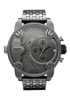 Diesel Daddy Dz7263 Grey Chronograph Men's Watch