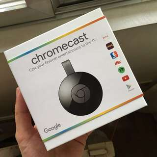 Google Chromecast Device