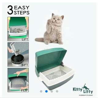 Kitty Little (litter box)