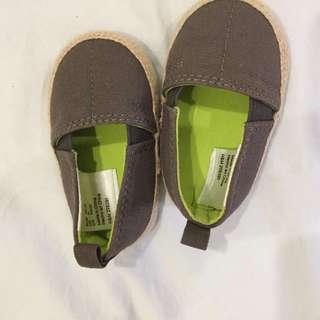 Newborn baby boy pram shoes H & M