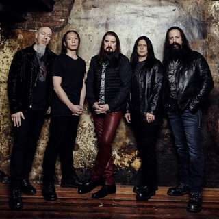 Dream Theater Live in Singapore 3rd October 2 tickets
