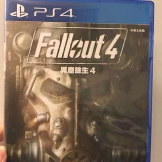 PS4 Fallout 4