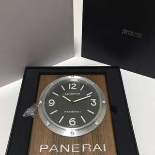 Panerai Dealer Wall Clock