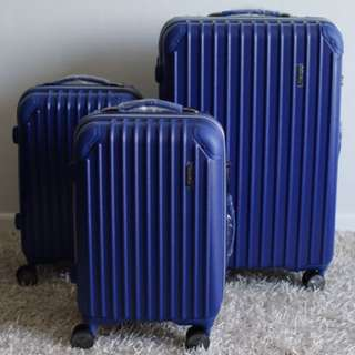 World Traveller Luggage