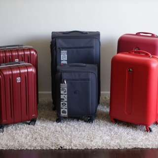 Delsey Luggages