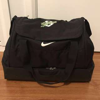 Nike Bag with Shoe Compartment