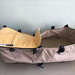Gucci Preloved Bugaboo Cameleon 3 Bassinet with Free Brand New Rain Cover