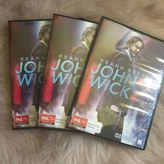 John wick chapter 2 x 3