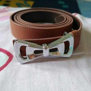 Belt  coklat