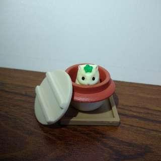 <扭蛋> 倉鼠日式和風食器組