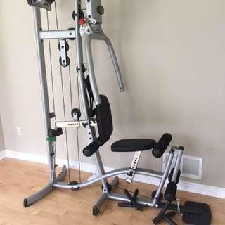 P1 Powerline Home Gym