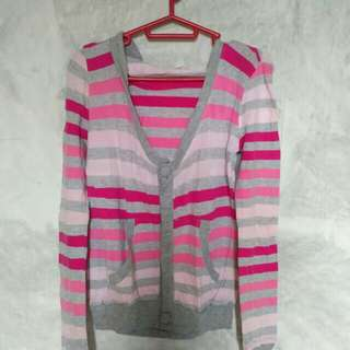 Sweater pink blaster