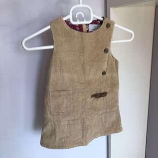 Chickeeduck girl dress size 100