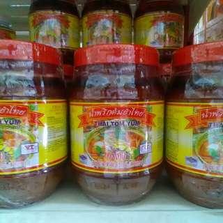Authentic Thai Tom Yum Paste