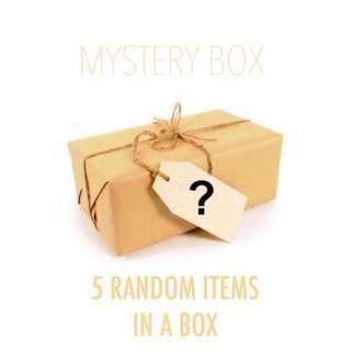 ☘️MYSTERY BOX 😏
