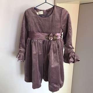 Girl dress size 110