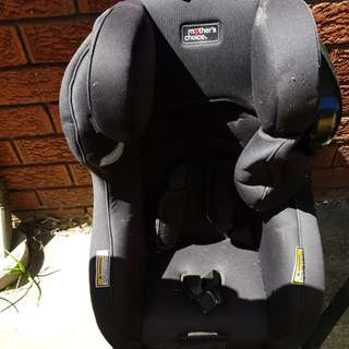 MOTHERS CHOICE BABY SEAT