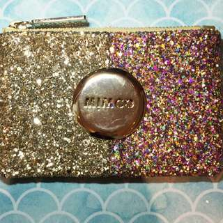 Pre-loved Mimco Small Glitter Pouch