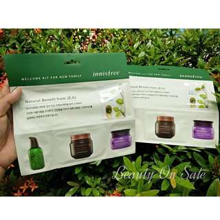 Innisfree Welcome Pack