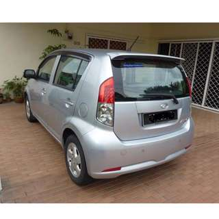 2007 Perodua MYVI 1.3 SXI (M) Direct Owner