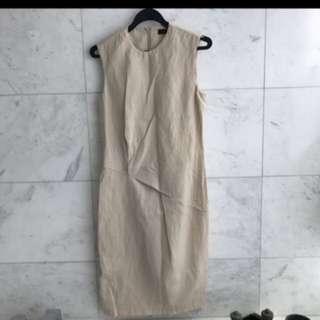 Authentic Calvi Klein Collection dress