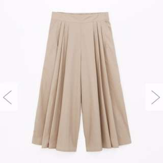 顯瘦寬鬆百搭款寬褲 CACO