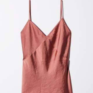 Aritzia Shelby camisole size m